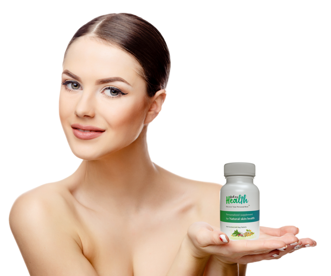 Personalized supplement for Skin Health. with proven result